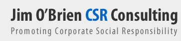 Jim O'Brien CSR Consulting
